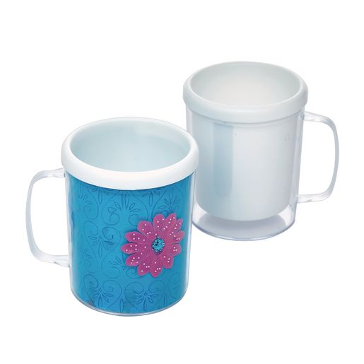 Colorations® Design Your Own Mugs - Set of 12