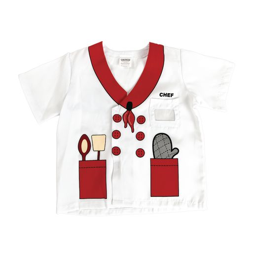 Chef Washable Career Costume