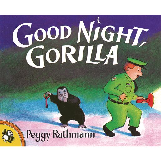 Good Night Gorilla, Paperback