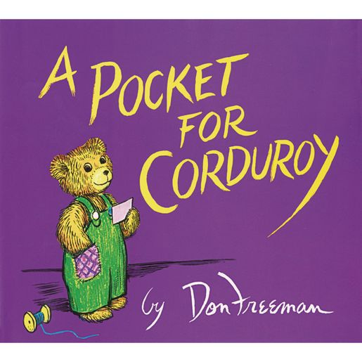 A Pocket for Corduroy (Hardcover)