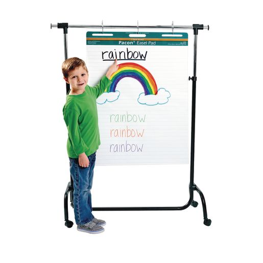"1"" Ruled Chart Tablet - 50 Sheets"