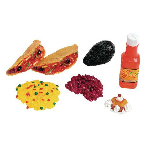 Hispanic Food Set