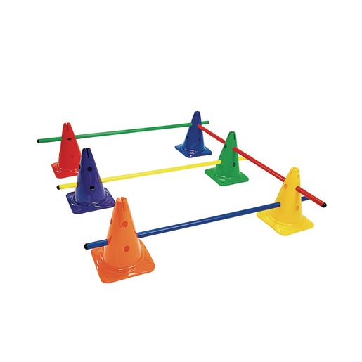 Cones with Holes - Set of 6
