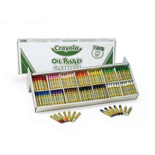 Image of Crayola Oil Pastels Classpack - Set of 336