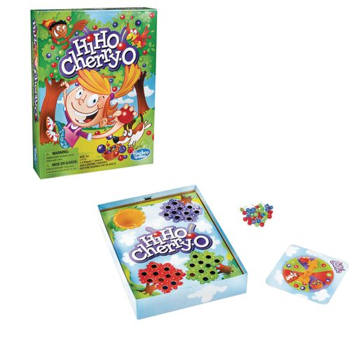 Image of Hi Ho! Cherry-O Game