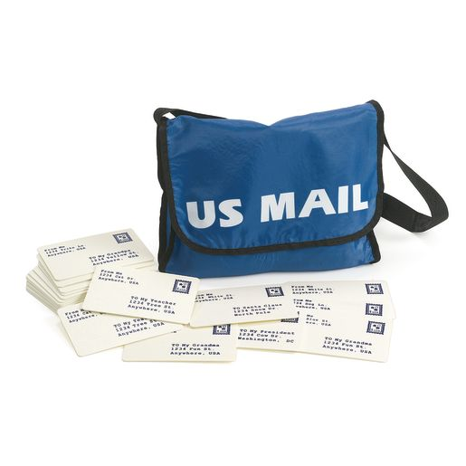 Mailbox, My Mail & Mail Bag Complete Set