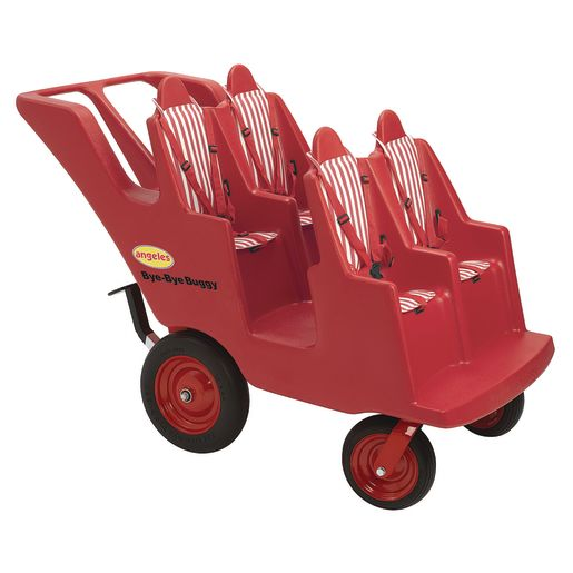 Image of Angeles Fat Tire Bye-Bye Buggy - 4 Seater