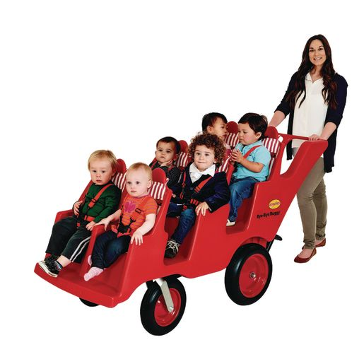 Image of Angeles Fat Tire Bye-Bye Buggy - 6 Seater
