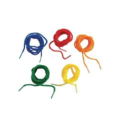 Image of Colorations Tipped Lacing Yarn - 100 Pieces