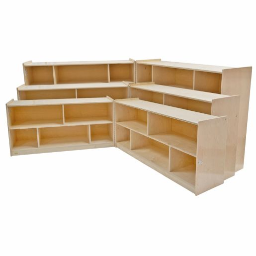 """Extra-Deep Mobile Fold and Lock Unit - 36""""H"""