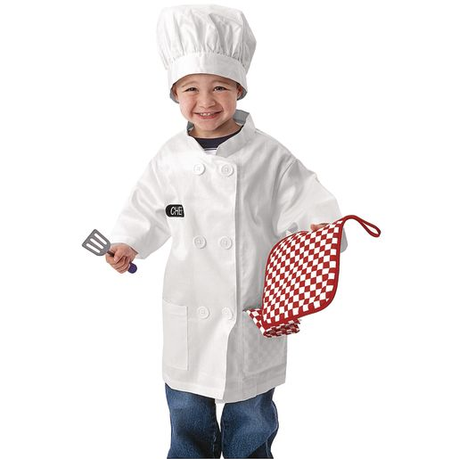 Excellerations® Chef Classic Career Costume