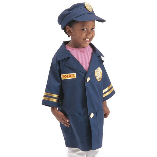 Excellerations® Police Chief Classic Career Costume
