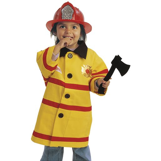 Excellerations® Fire Chief Classic Career Costume