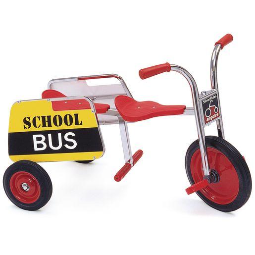 Image of Angeles SilverRider School Bus