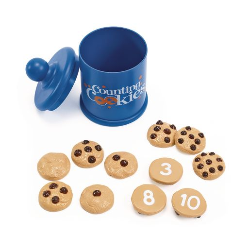 Image of Counting Cookies - 12 Pieces