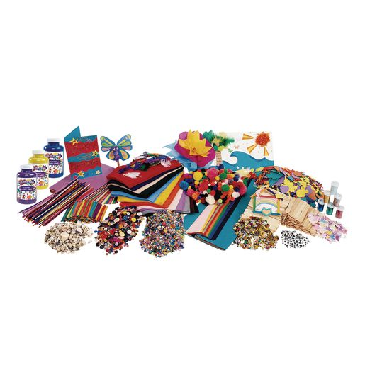 Image of Colorations Mega Craft Kit