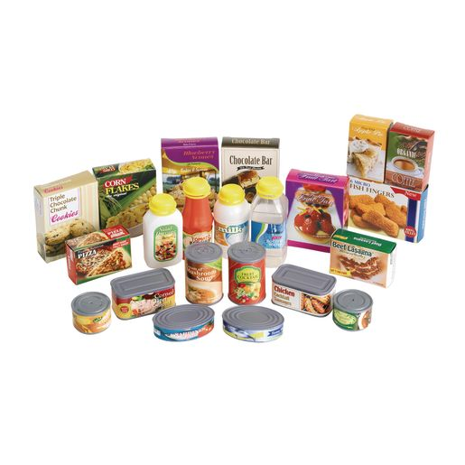 Grocery Set - 23 Pieces