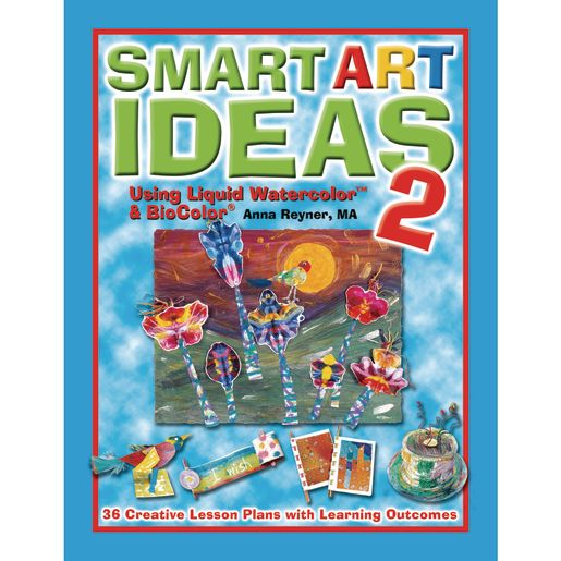 More Smart Art Ideas Activity Book