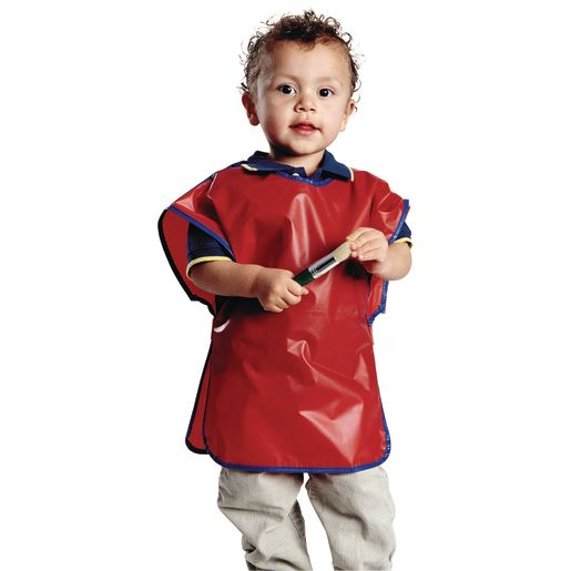 Image of Colorations Machine Washable Toddler Smock