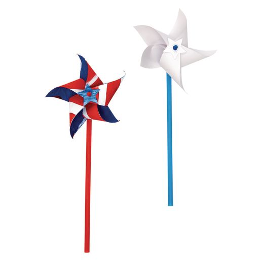 Colorations® Design Your Own Pinwheel - Kit for 24_0