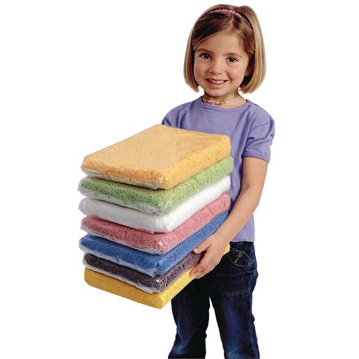 Colorations® IncredibleFoam® Dough - Set of 7