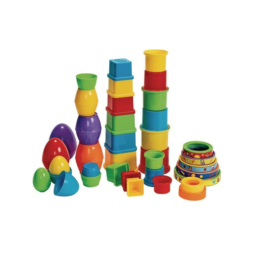 Image of Mega Stackers - 45 Pieces
