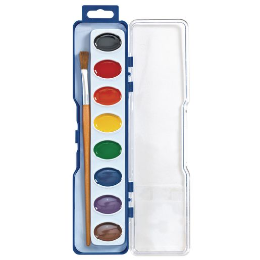 Colorations® Washable Watercolor Paint Classroom Pack - 28 Sets