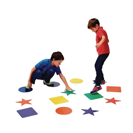 Shapes Spots - Set of 18
