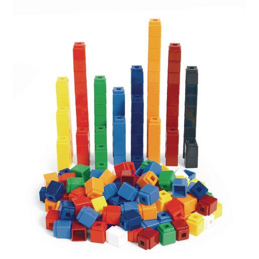 Image of 100 Unifix Cubes
