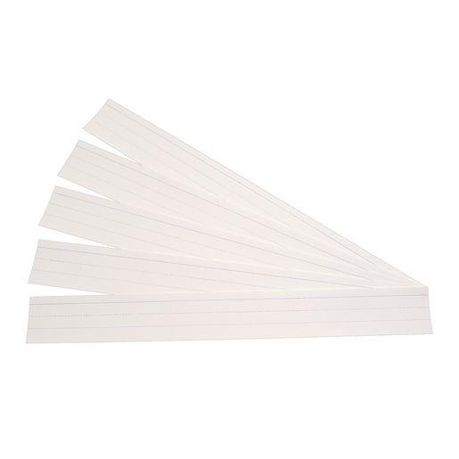 Image of White Sentence Strips - 100 Strips