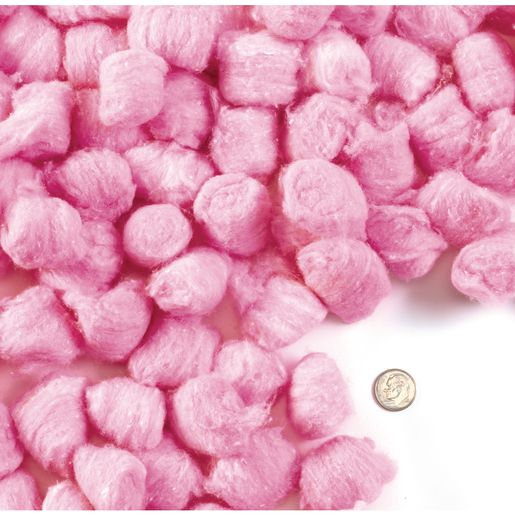Pink Craft Fluffs