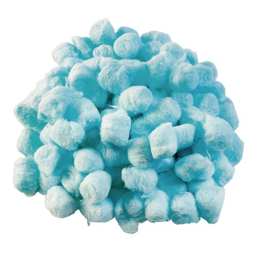 Blue Craft Fluffs