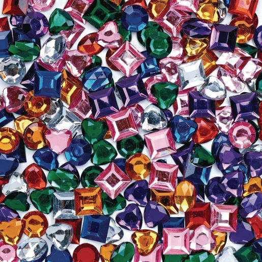 Image of Colorations Rhinestones Super Pack - 2,000 Pieces