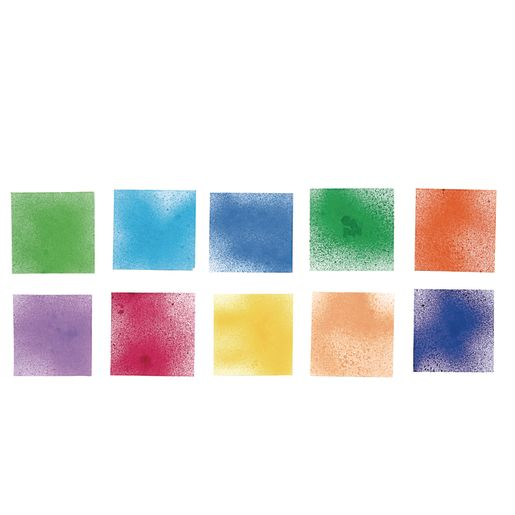 Colorations® Watercolor Spray - Set of 10