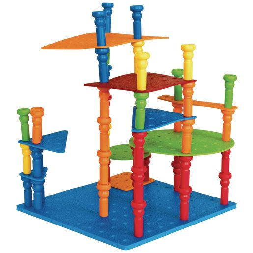 Tall-Stacker™ Pegs - 118 Pieces