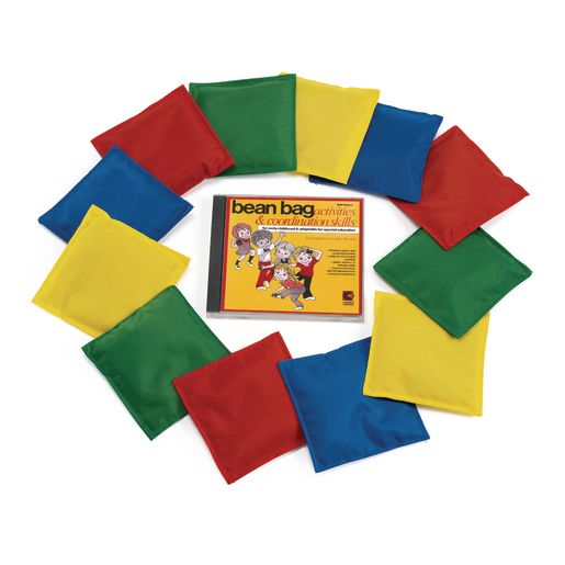 Bean Bag Coordination Set - 13 Pieces
