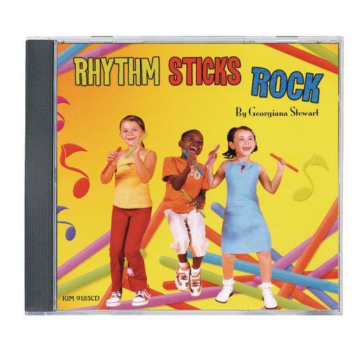 Rhythm Sticks Rock!