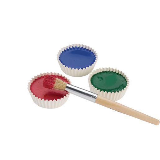 Colorations® Powder Tempera, Green - 1 lb.