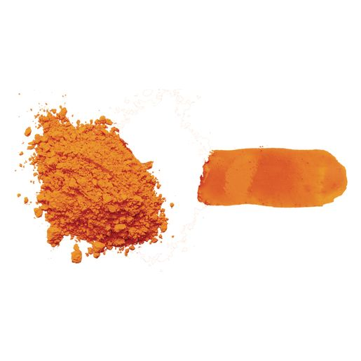Colorations® Powder Tempera, Orange - 1 lb.