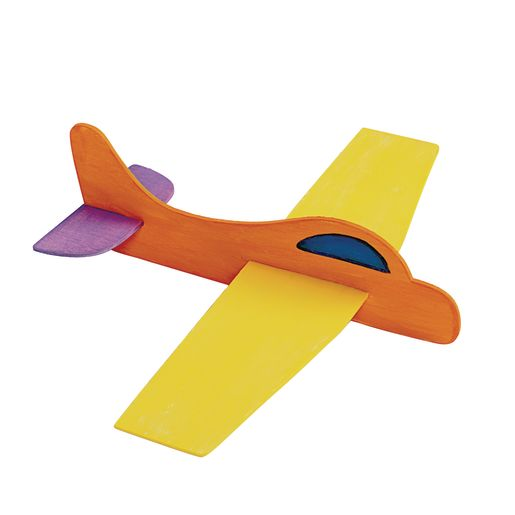 Colorations® Wooden Model Airplanes- Set of 12_2