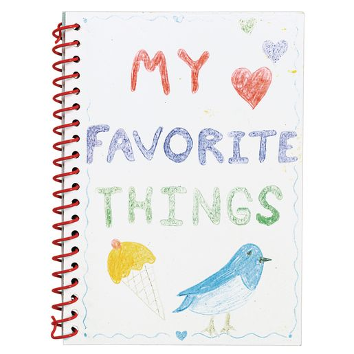 Colorations® Kid-Size Notebooks- Set of 24