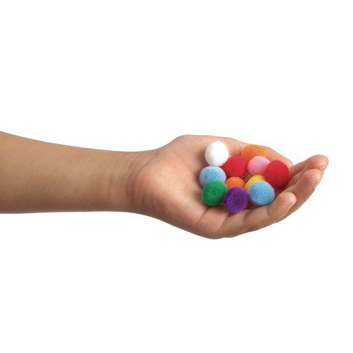 Colorations® Mini Pom-Poms - 450 Pieces