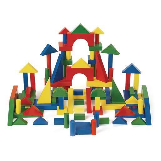 Primary Block Set - 100 Pieces