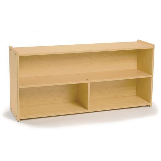 Image of Angeles Value Line Toddler Divided Shelf Storage