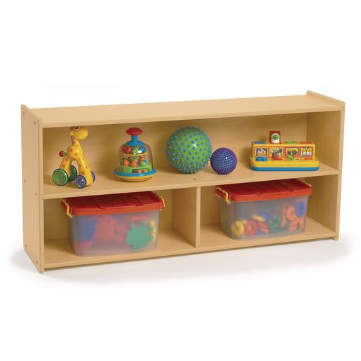 Angeles Value Line™ Toddler Divided Shelf Storage