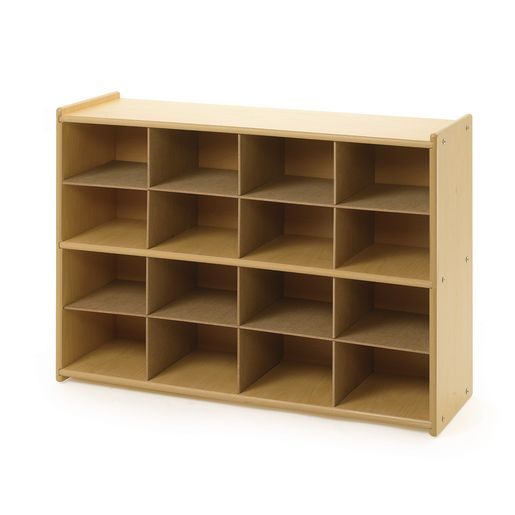 Image of Angeles Value Line Cubbie Storage - 36W, Without Trays