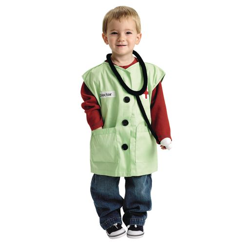 Excellerations® Career Toddler Costumes - Doctor