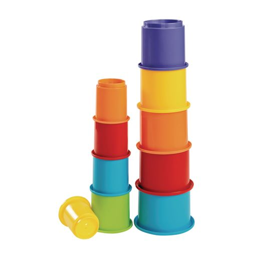 Stack 'n' Nest Cups - Set of 10_0