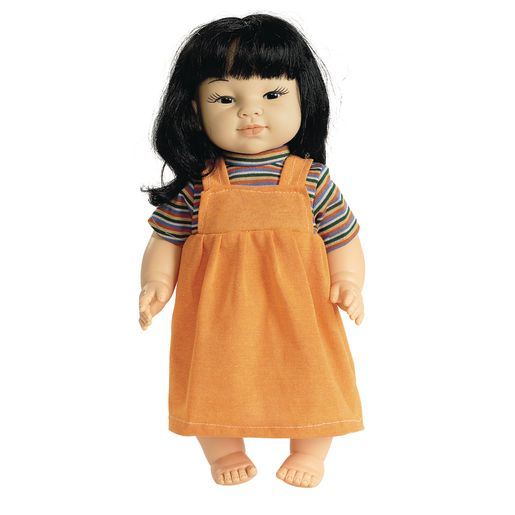"16"" Multicultural Toddler Doll - Asian Girl"
