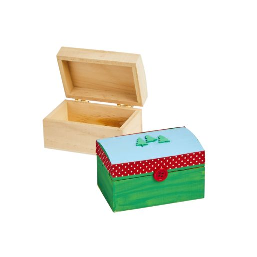 Colorations® Wooden Treasure Boxes - Set of 12_2